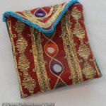 Traditional Stitching.