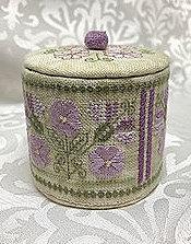 Little Sample Pot, Jane Carroll